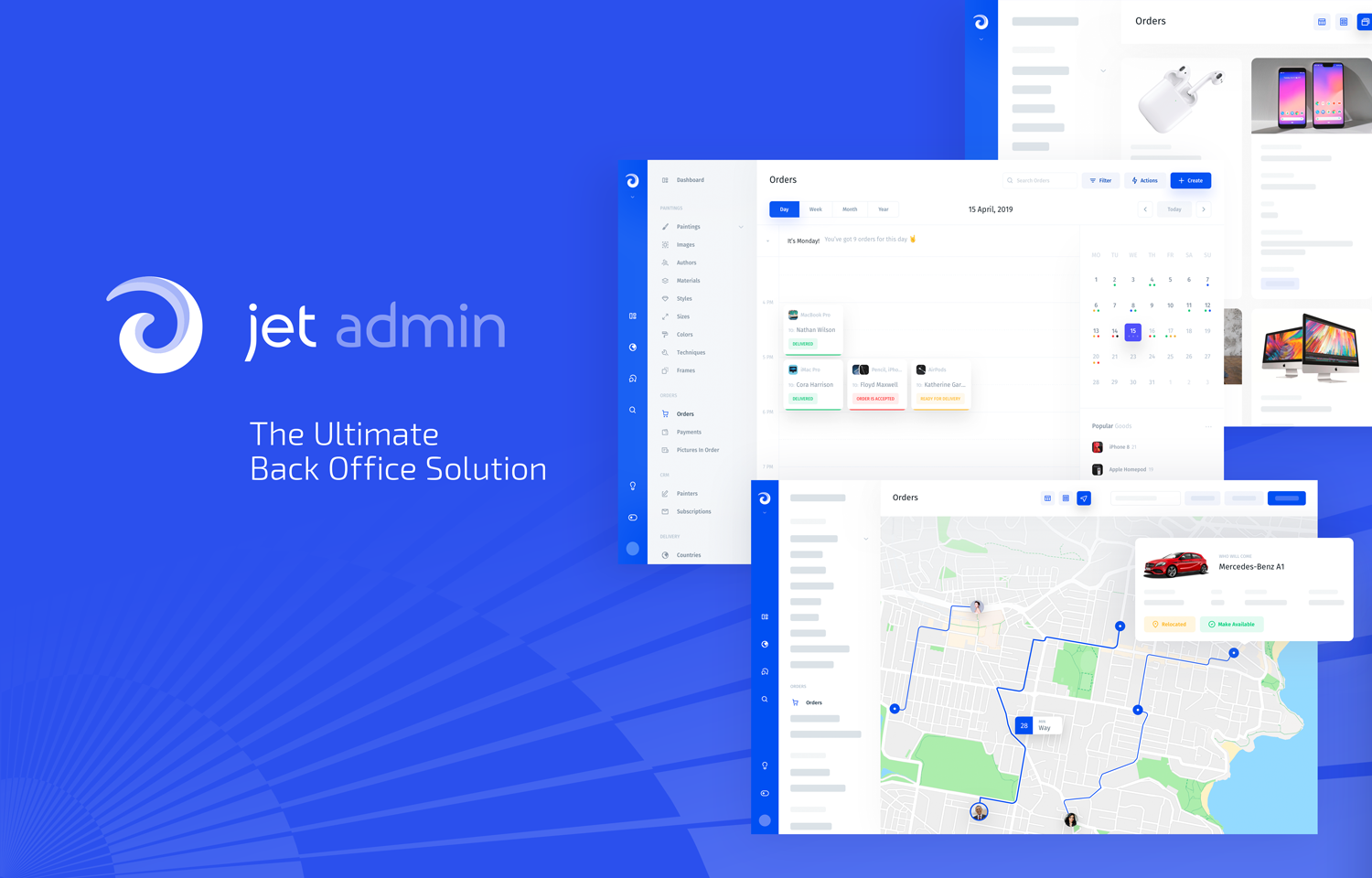 Jet Admin: Your Ultimate Admin Panel