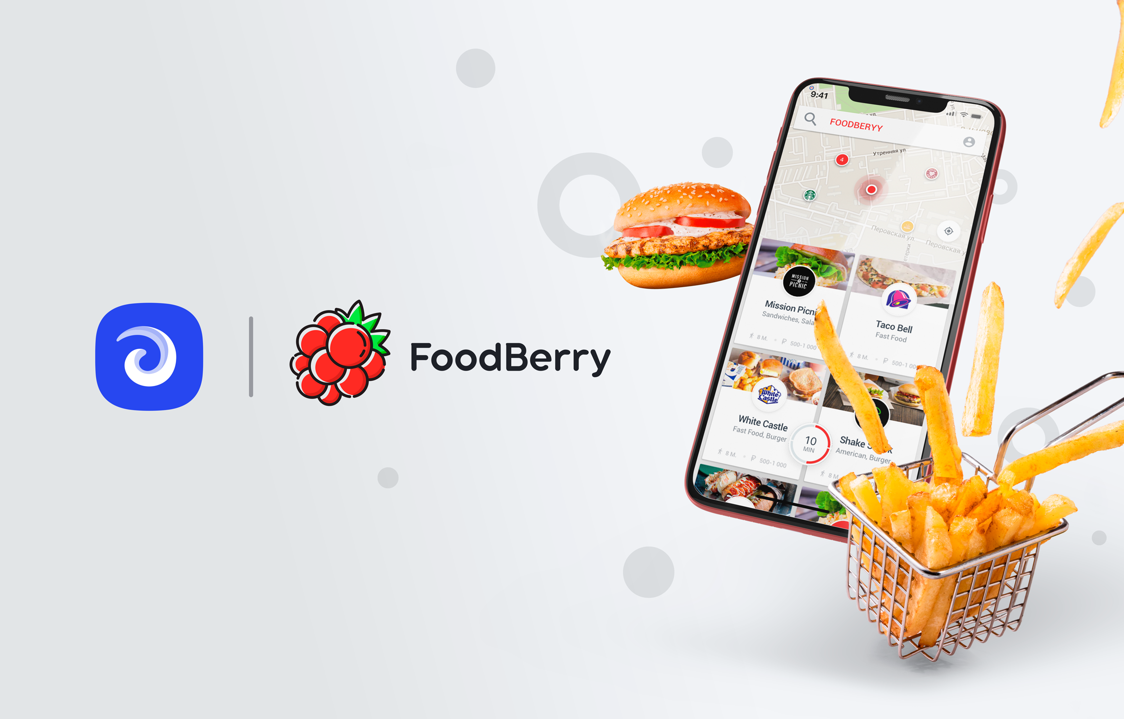 How FoodBerry is Redefining Foodtech with Jet Admin